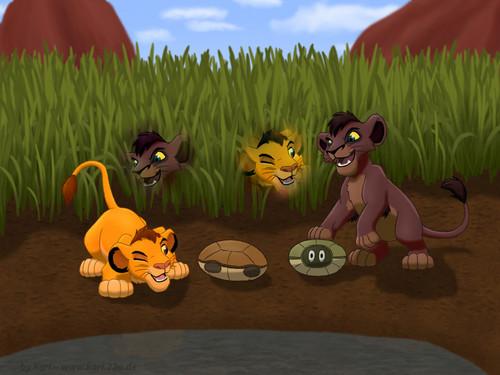 Lion King Fanart