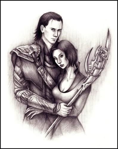 Loki&Sigyn