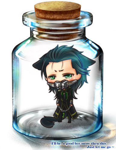 Loki in a bottle