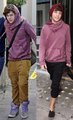 Lou & Harry clothing share - larry-stylinson fan art