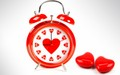 Love Clock  - love wallpaper