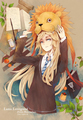 Luna Lovegood - harry-potter-anime photo