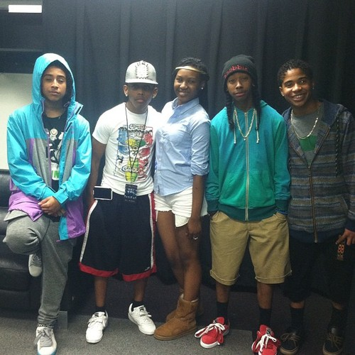MB!!!! - princeton-mindless-behavior Photo