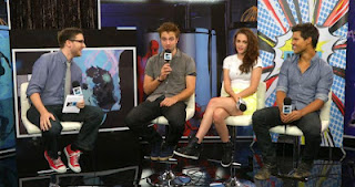 MTV Breaking Dawn Takeover at Comic Con