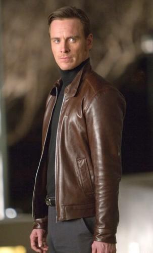 Magneto Leather জ্যাকেট