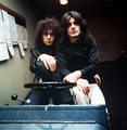 Marc & Mickey - marc-bolan photo