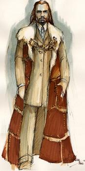 Marius costume concept art