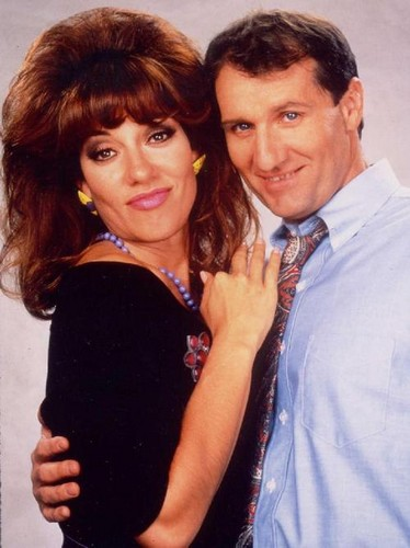 Married with Children wallpaper possibly with a portrait titled Married with Children