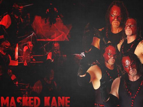 Masked Kane kertas dinding