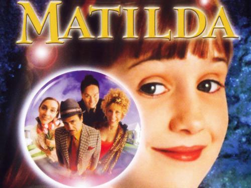 Matilda 바탕화면 containing 아니메 titled Matilda