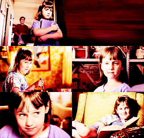Matilda wallpaper probably with a sign and a portrait titled Matilda