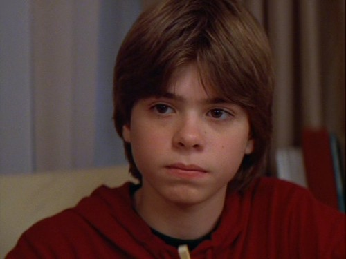 Matthew as Chris