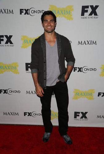 Maxim, FX, And fox utama Entertainment Comic-Con Party