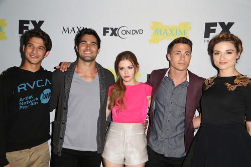 Maxim, FX, And लोमड़ी, फॉक्स घर Entertainment Comic-Con Party