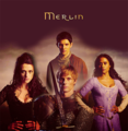Merlin BBC - merlin-on-bbc fan art
