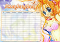 Mermaid Melody time table