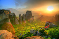 Meteora - greece photo