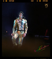 Michael Jackson HisStory Tour in sexy gold Pants - michael-jackson photo