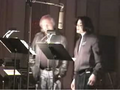 Michael Jackson and Barry Gibb - All In Your Name - michael-jackson photo