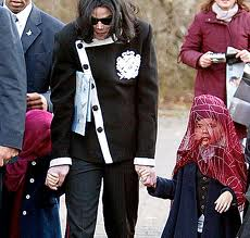 Michael With His Family