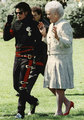 Michael and Barbara - michael-jackson photo