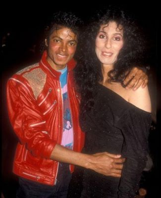 Michael and Cher