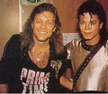 Michael and Jon - michael-jackson photo