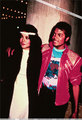 Michael and LaToya - michael-jackson photo