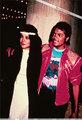 Michael and LaToya - michael-jackson photo