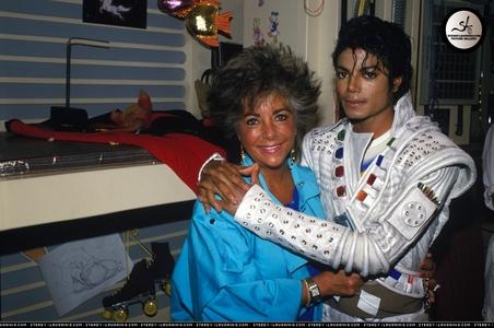 Michael and Liz