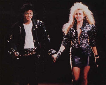 Michael and Sheryl Crow