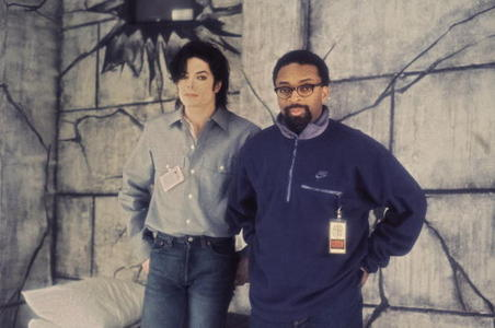 Michael and Spike Lee
