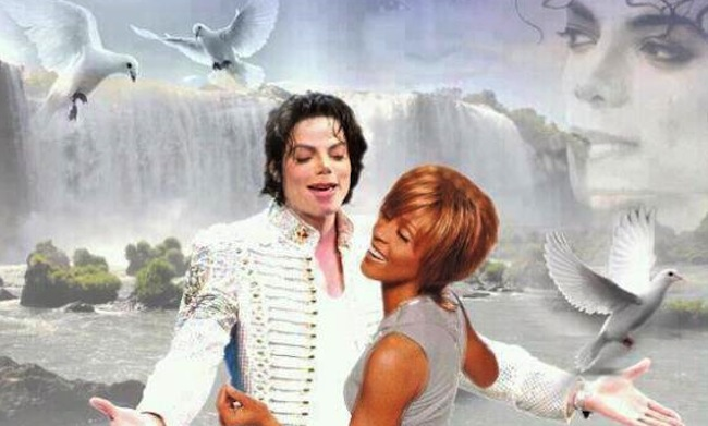 Michael and Whitney we miss Ты so much xx