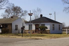 Michael's Childhood Place Of Residence, 2300 Jackson 거리 In Gary Indiana