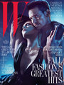 Michale Fassbender and Charlize Theron in W magazine - charlize-theron photo