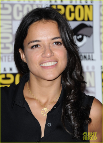 Michelle - Comic-Con Panels - July 14, 2012