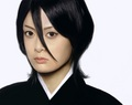 Miki Sato as Rukia [Rock Musical Bleach]