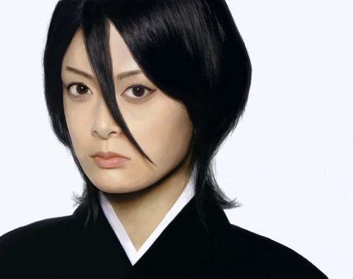 Miki Sato as Rukia [Rock Musical Bleach]