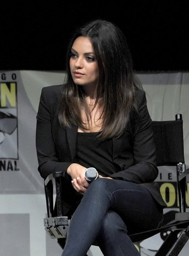 Mila @ Comic-Con International (July 12)