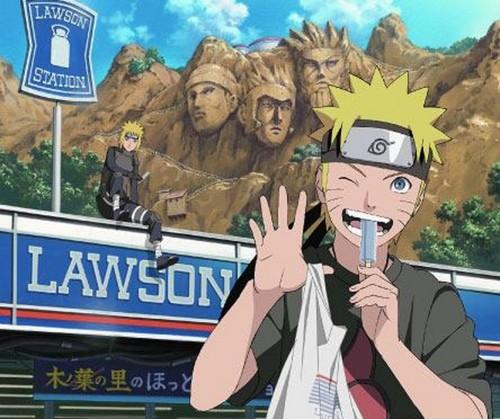 Minato Namikaze & Naruto <3