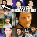 Misha Collins Obsession ★