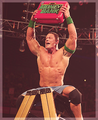 Money in the Bank - john-cena fan art