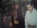 Montreux Studio - recording The Miracle