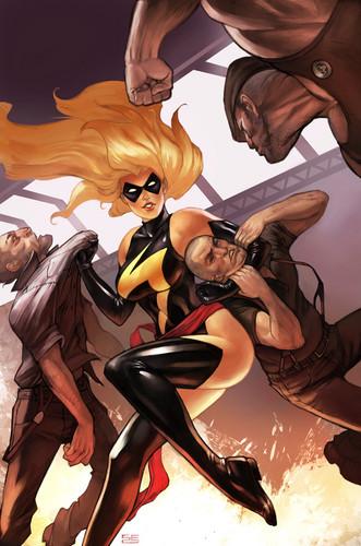 Ms. Marvel fan art