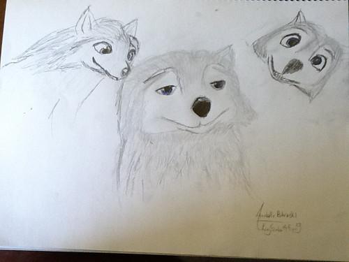 My Humphrey Drawings