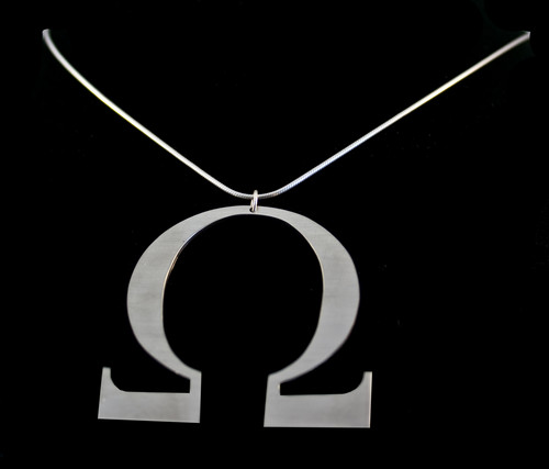 My Omega Necklace :)