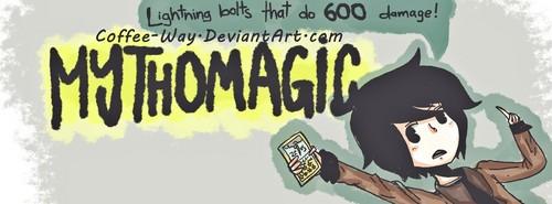 Mythomagic!