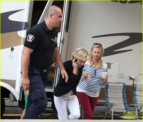 Naomi Watts Continues Work as Princess Diana!