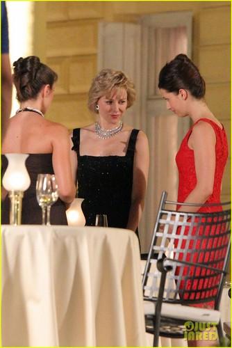 Naomi Watts: Princess Diana in 'Diana' - First Official Still!