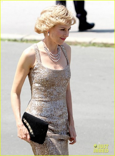 Naomi Watts as Princess Diana - First Look! - princess-diana Photo